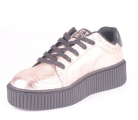 A9223 Casbah Wingtip Creeper Metallic